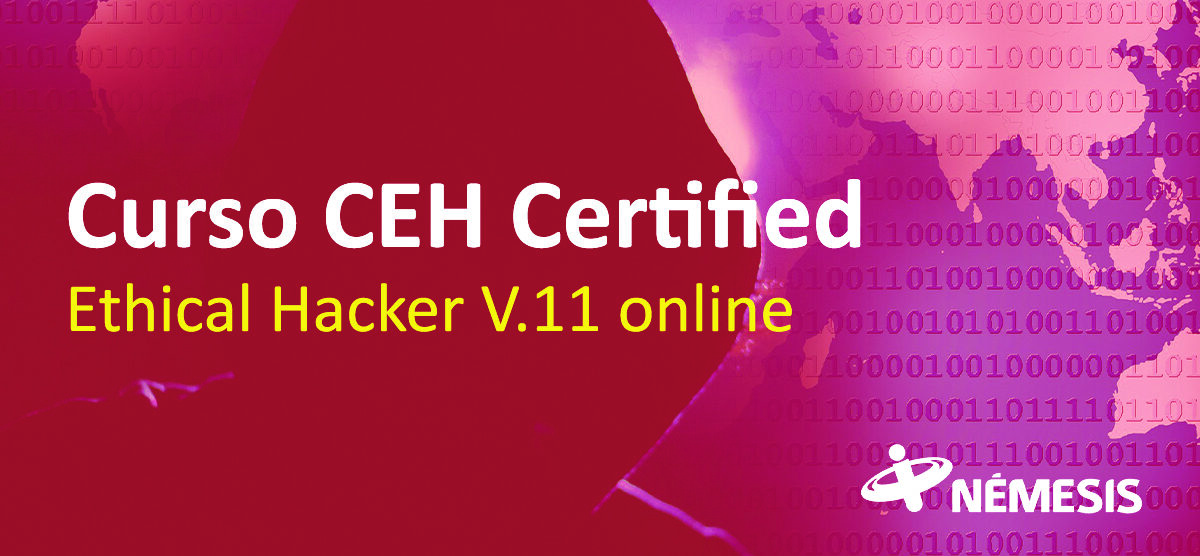 Curso CEH Certified: Ethical Hacker V.11 online