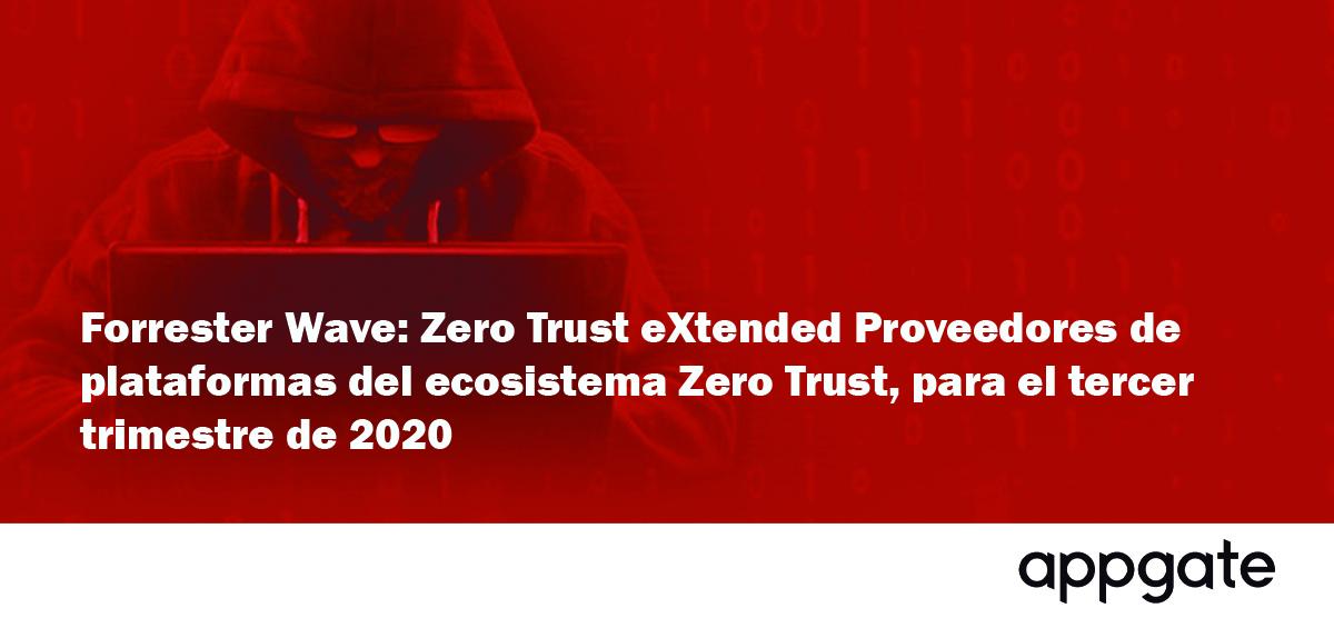 Appgate reconocido como líder del ecosistema Zero Trust