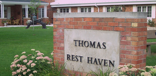 Thomas Rest Haven & Park View Assisted Living