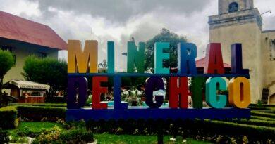 Mineral Del Chico, meca para los amantes de la Aventura