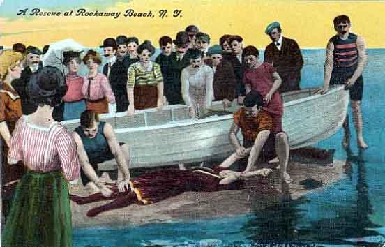 1907lifegardrescueatrockawaybeach