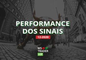 Relatório 12/20: Performance WS Trader VIP