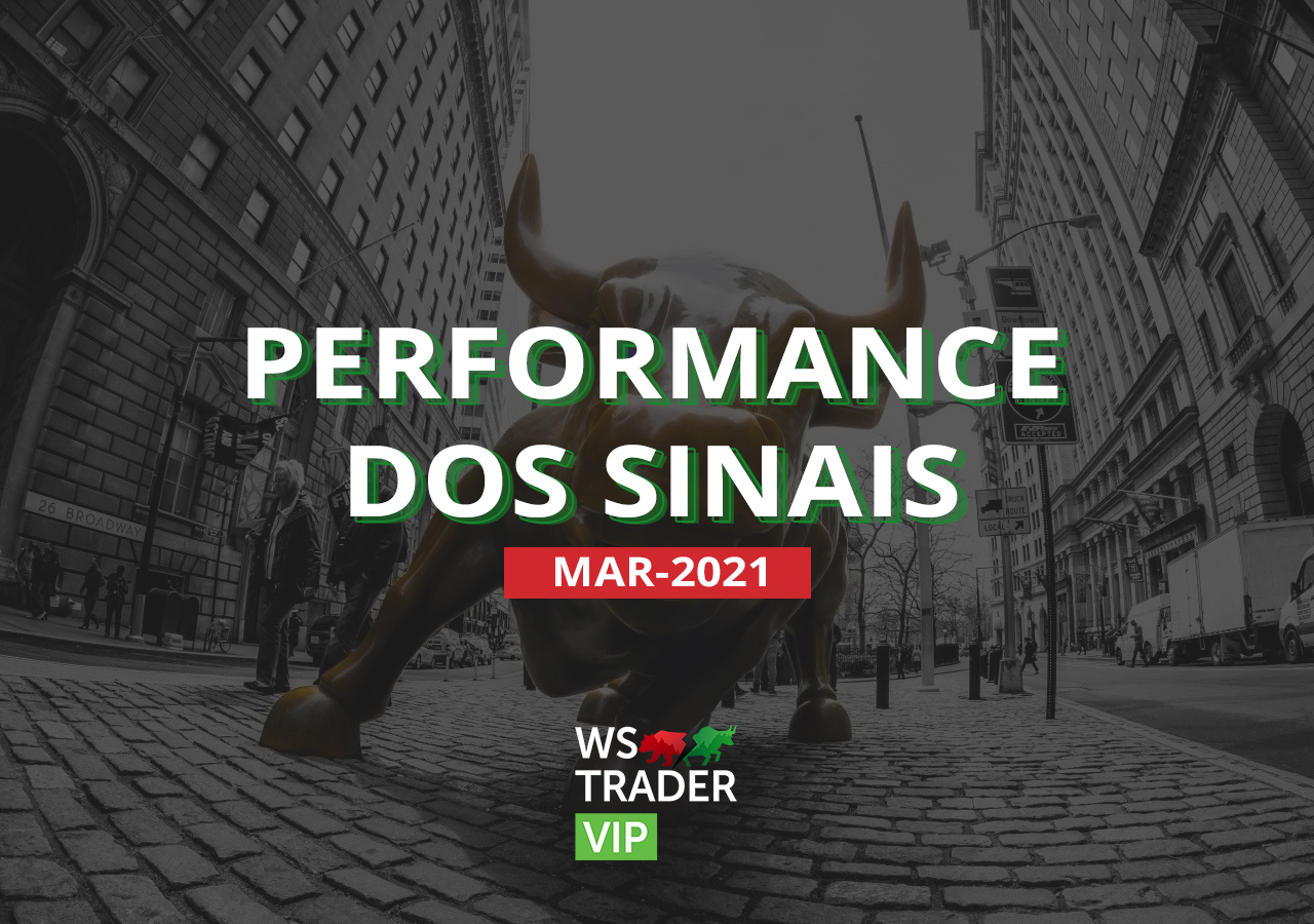 Relatório 03/21: Performance WS Trader VIP
