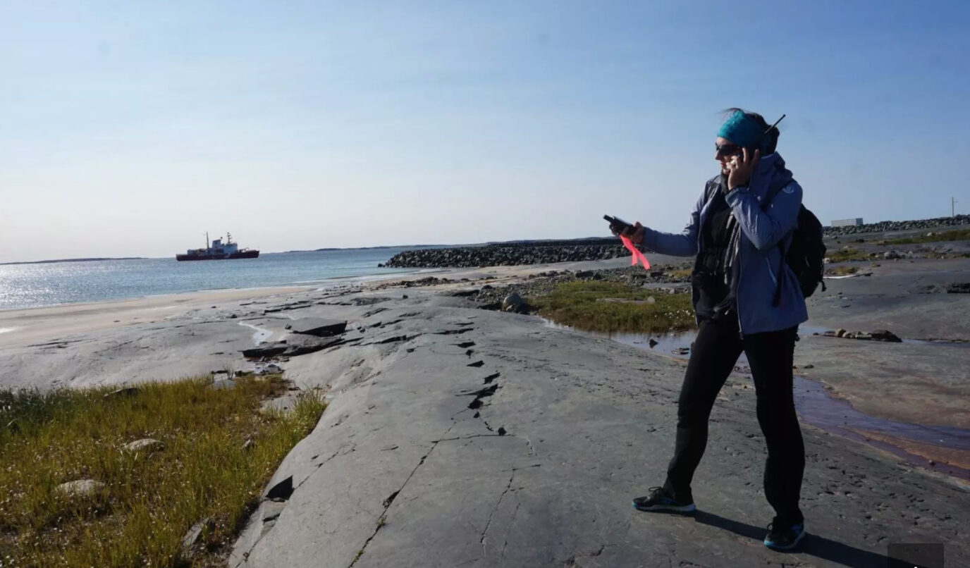 Primary data collection conducted in 14 communities of Nunavik for community component of Qanuilirpitaa? – the Nunavik Health Survey
