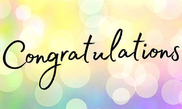 Congratulations to Hannah Brais and Sophie Kingunza Makasi