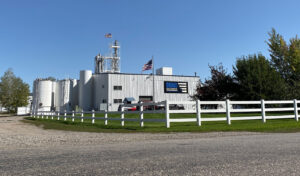 Our private label distillery, located in Rigby, Idaho.