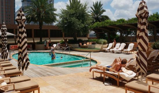 Four Seasons Hotel Houston: I Live Here