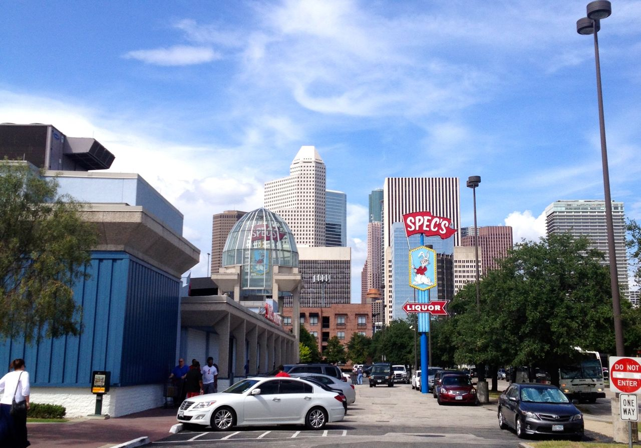 Shop at Spec's to experience Houston as a local.