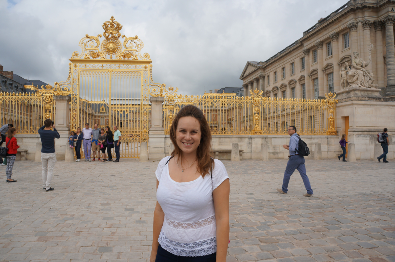 Regal Opulence at Chateau De Versailles