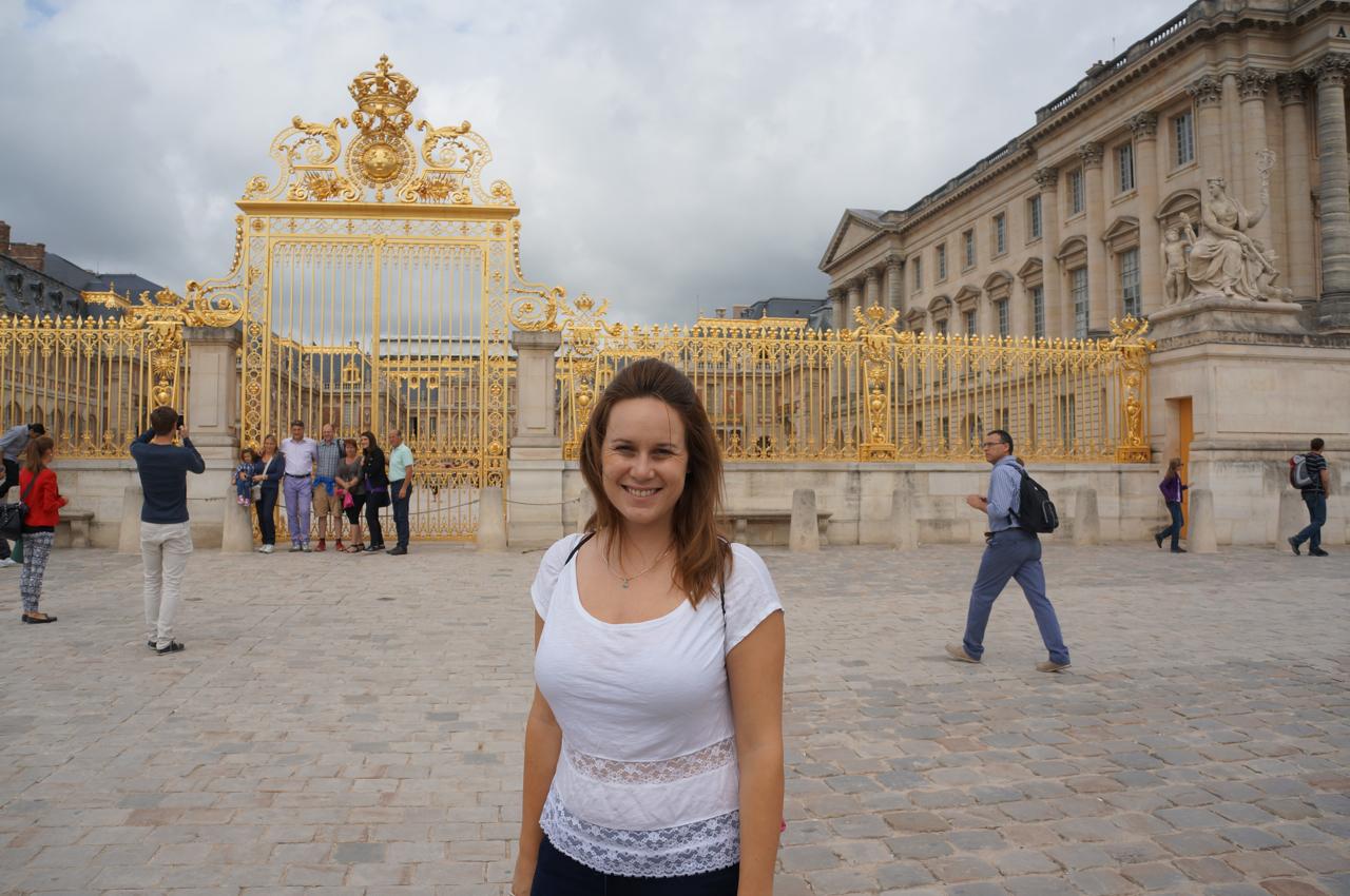 Regal Opulence at Chateau De Versailles