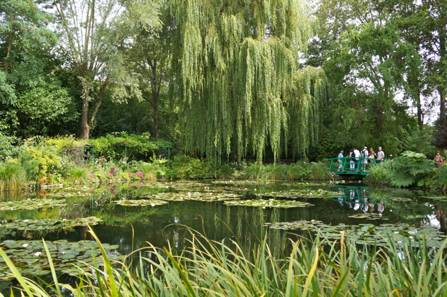 Impressionist Dreams in Claude Monet's Gardens