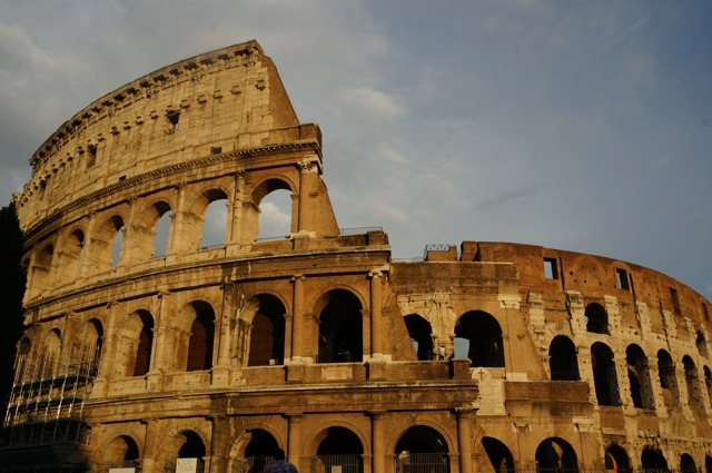 Discovering Ancient Rome: Visit the Colosseum