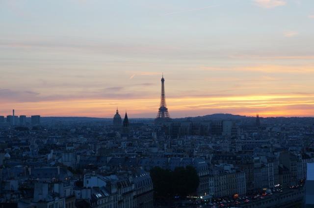 In search of Hemingway's Paris.