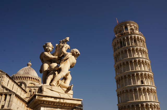 Squeezing in Pisa and Cinque Terre in a Day