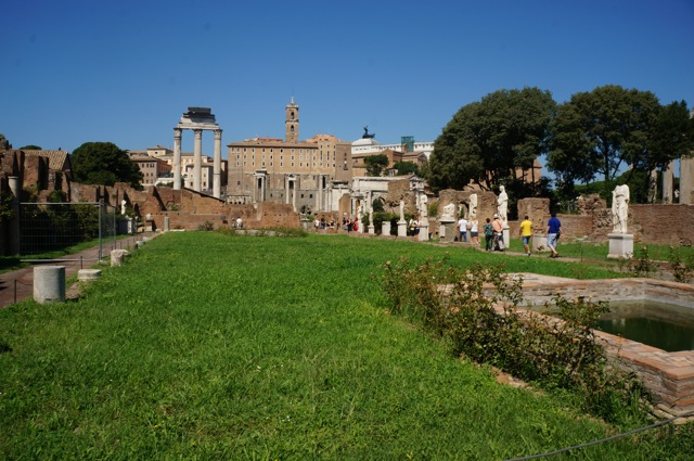 Discovering Ancient Rome: Visit the Roman Forum