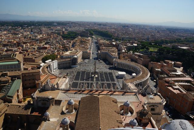 vatican view 1