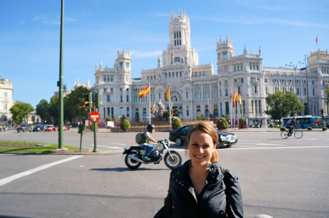 Travel Blogger Lauren Salisbury discovers what to see in Madrid