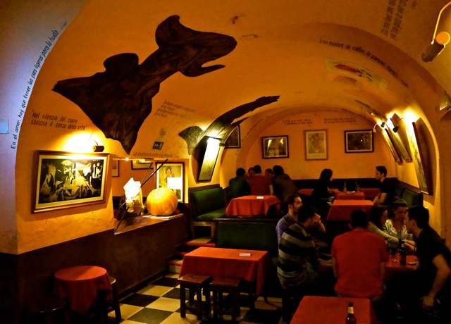 Something in Her Ramblings, a Madrid travel blog, discovers the best sangria in Madrid at Las Cuevas del Sésamo.