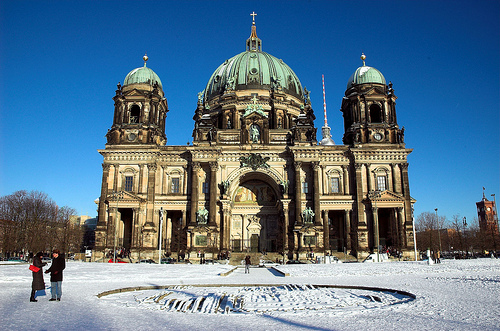 Berlin, Germany is one of Europe's best winter destinations.