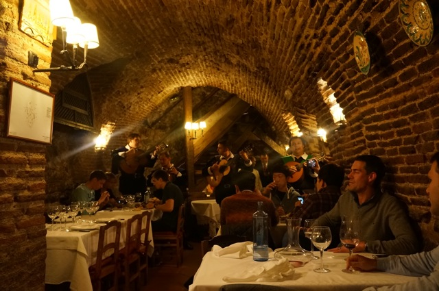 Something In Her Ramblings, a Madrid travel blog, experiences dining at Botín, the world's oldest restaurant located in Madrid.