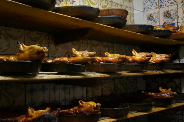 Dining at Botín, the World's Oldest Restaurant
