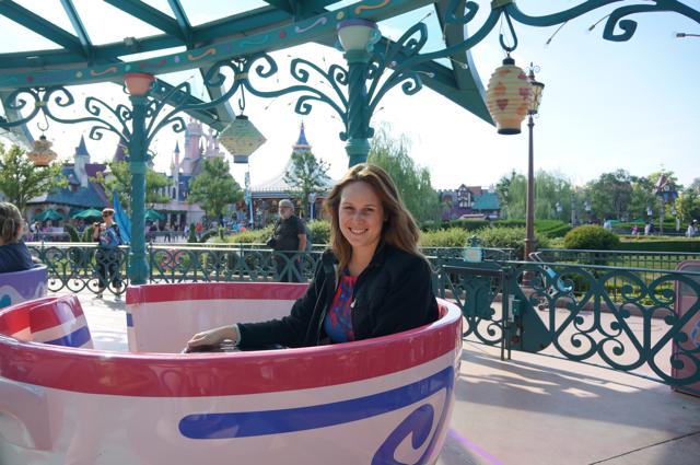 I'm going back to Disneyland Paris!