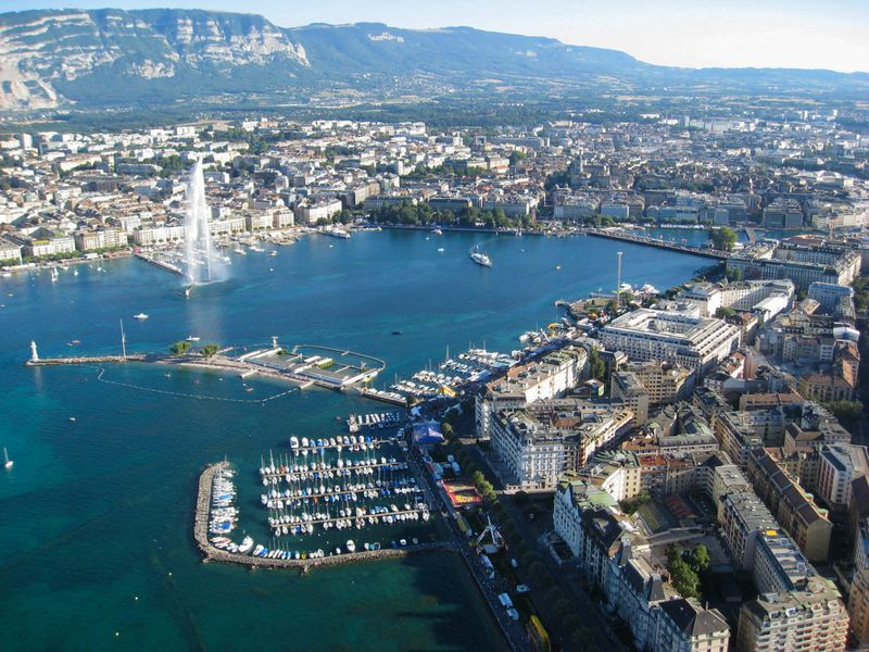 Visit Geneva, Switzerland and discover picturesque beauty.