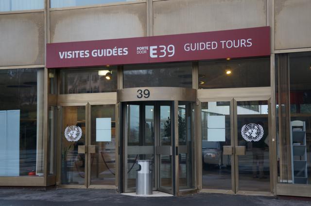 Visit the United Nations in Geneva