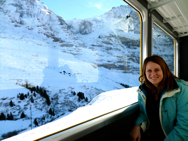 Climbing Snowy Peaks with the Jungfrau Railway