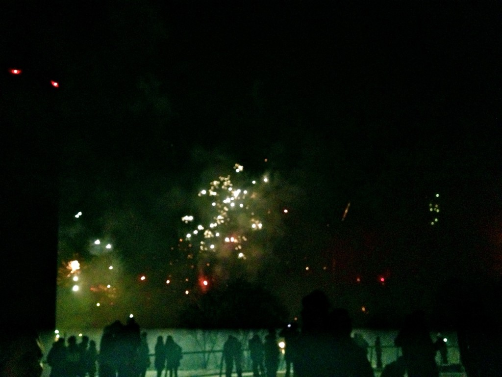 Happy New Year from Munich