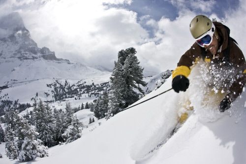How to Ski the Swiss Alps