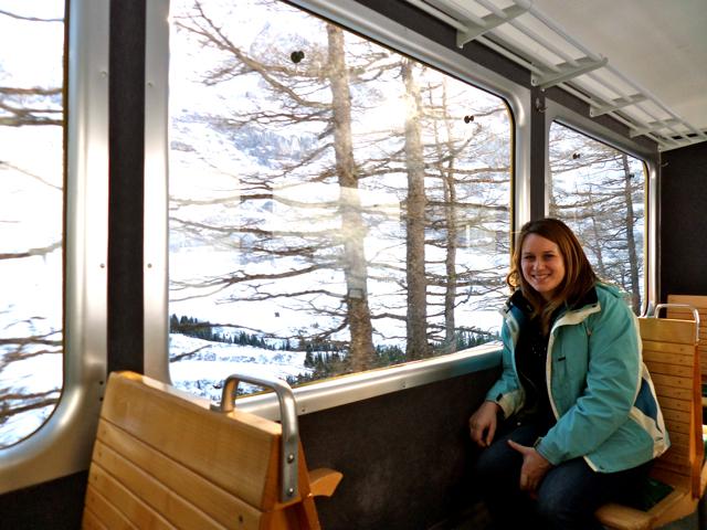 Lauren Salisbury, travel blogger with Something In Her Ramblings, explores Interlaken, Switzerland.