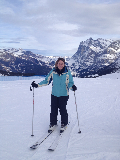 How to Ski the Swiss Alps: tips from a beginning skier