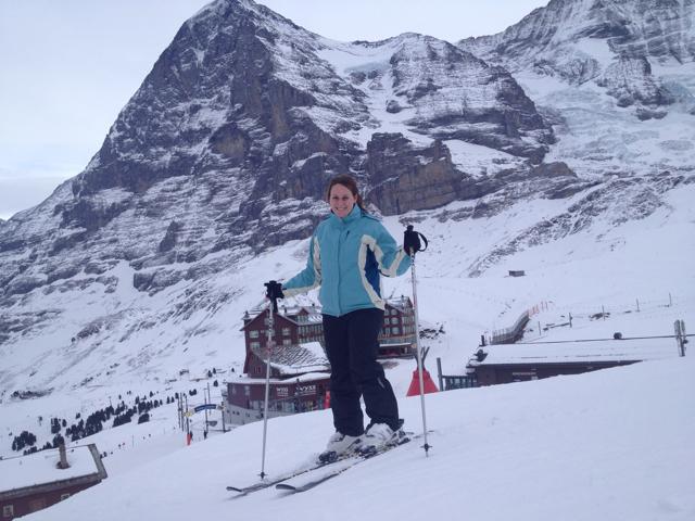 Bucket List Item: Ski the Swiss Alps