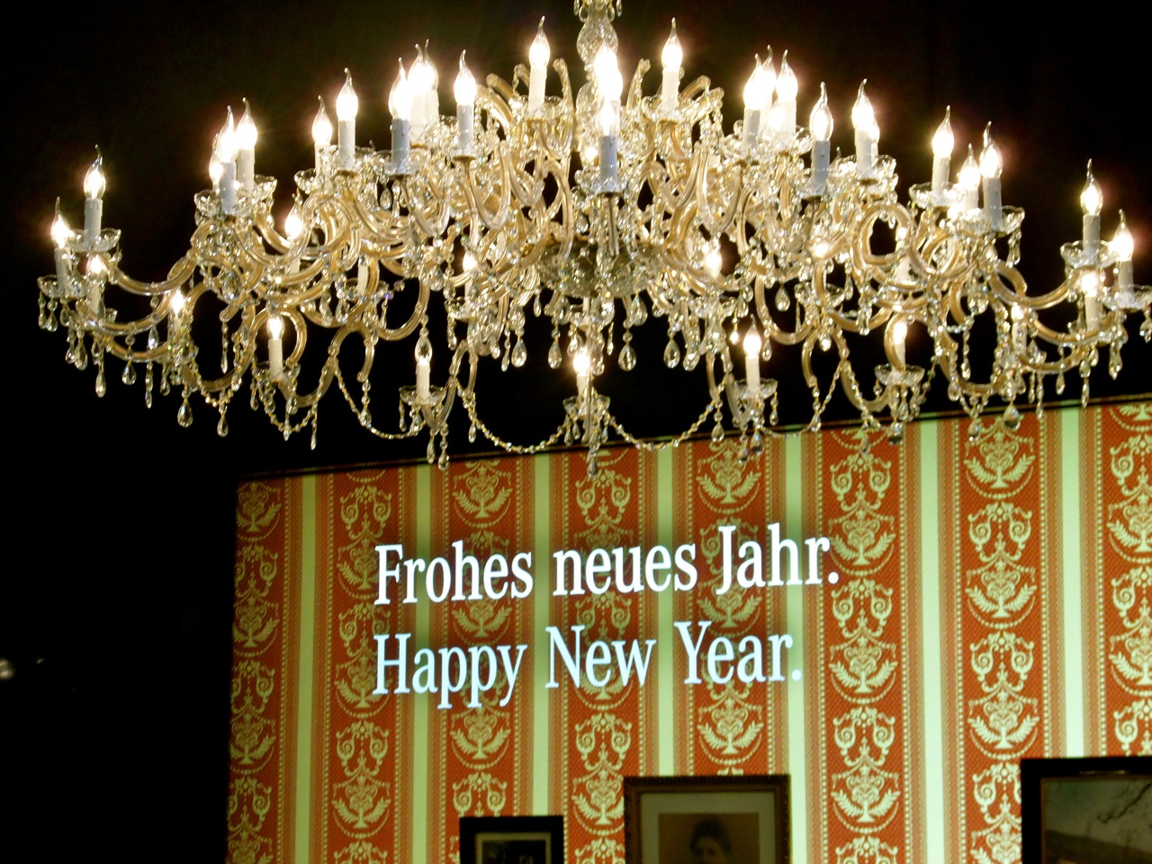 Happy New Year from Munich!