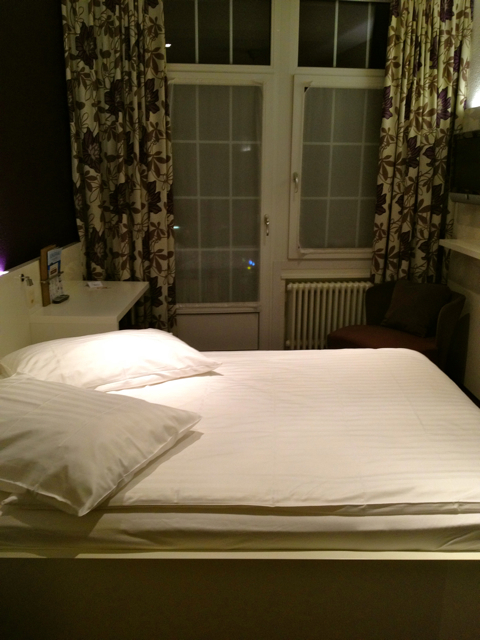 Accommodations in Interlaken, Switzerland: City Hotel Oberland