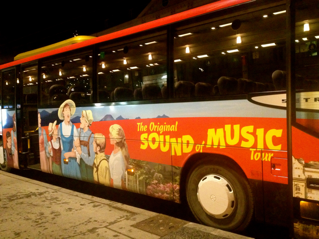Salzburg and The Sound of Music