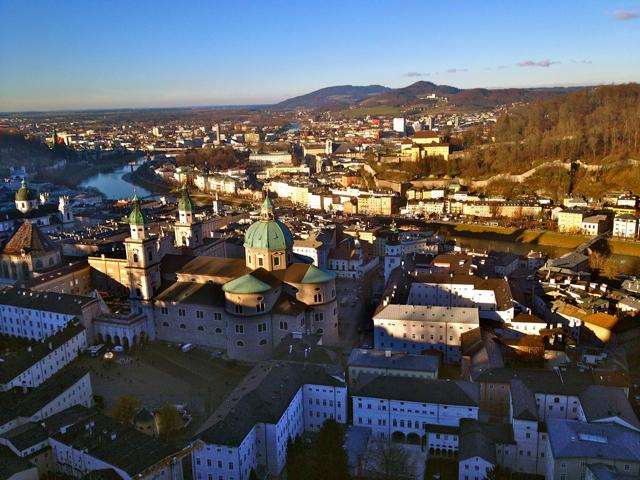 The Best of Salzburg, Austria in a Day: 24-Hour Salzburg Itinerary