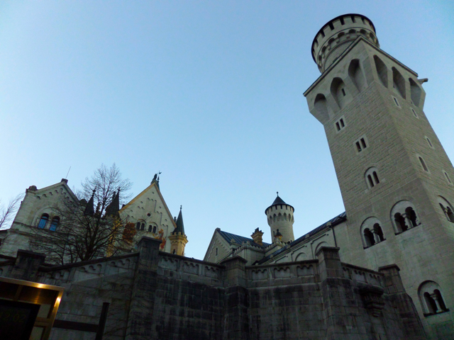 germany fairytale castles