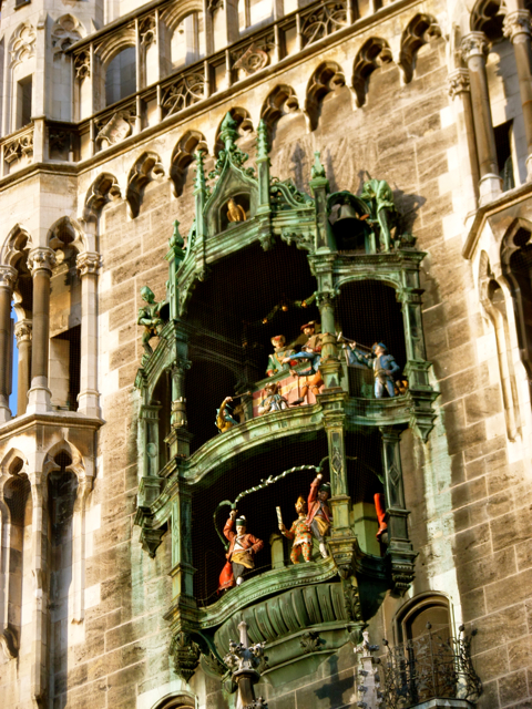 Visit Marienplatz a 24-hour Munich itinerary.