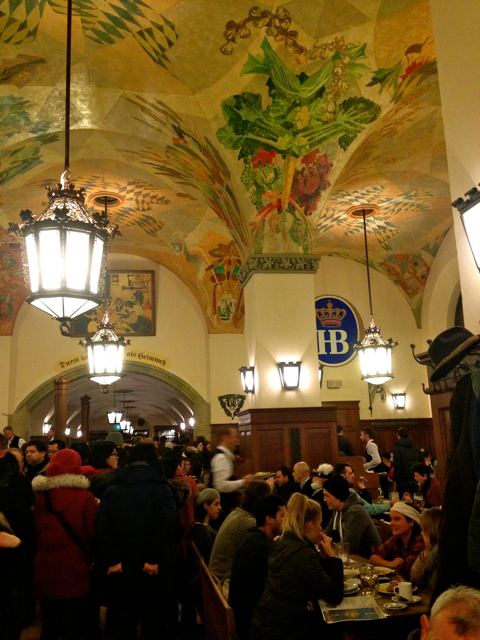 A Step Inside Munich's Hofbräuhaus