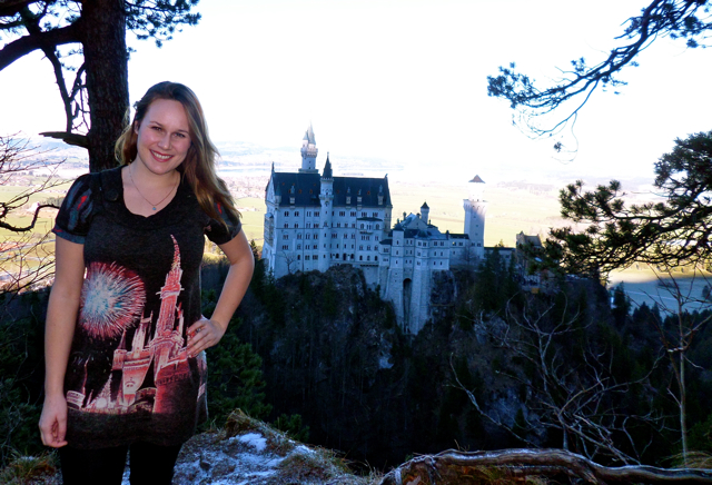 Cinderella Stories at Germany's Fairytale Castles
