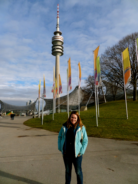 Visit Olympic Park on a 24-hour Munich itinerary.