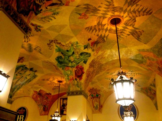 A Step Inside Munich's Hofbräuhaus