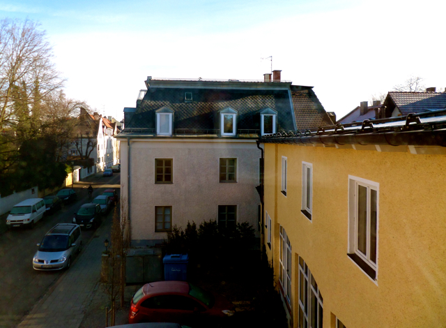 Where to stay in Munich: Hotel Laimer Hof
