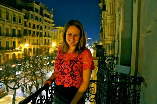 Barcelona beauty at Hotel Praktik Rambla