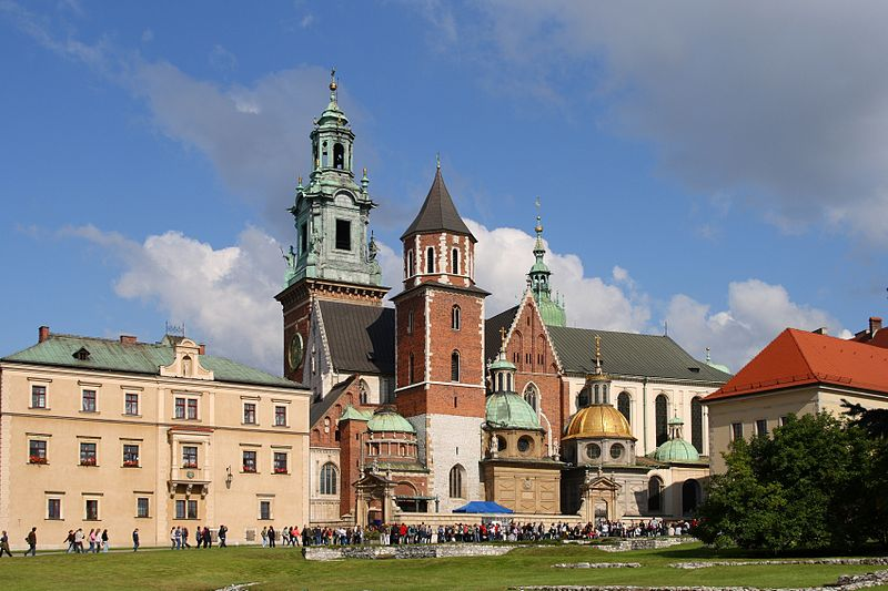 Something In Her Ramblings heads to Eastern Europe and Krakow, Poland.