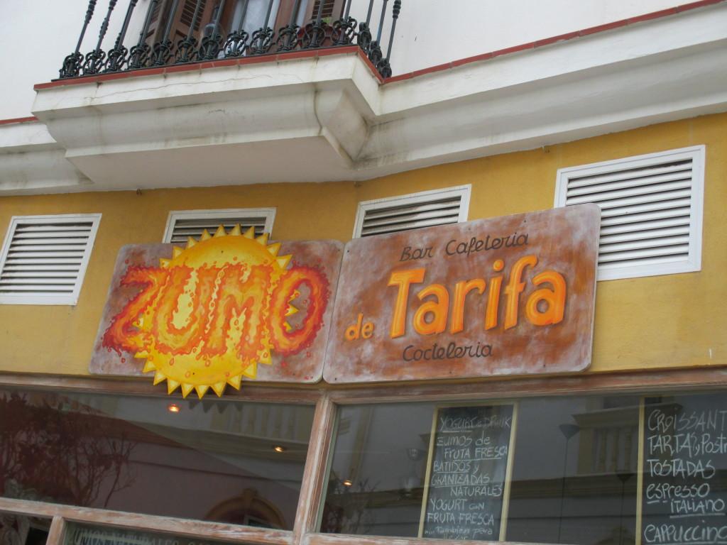 Zumo de Tarifa