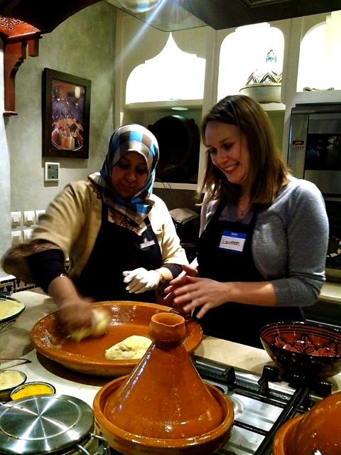 La Maison Arabe Cooking Workshop