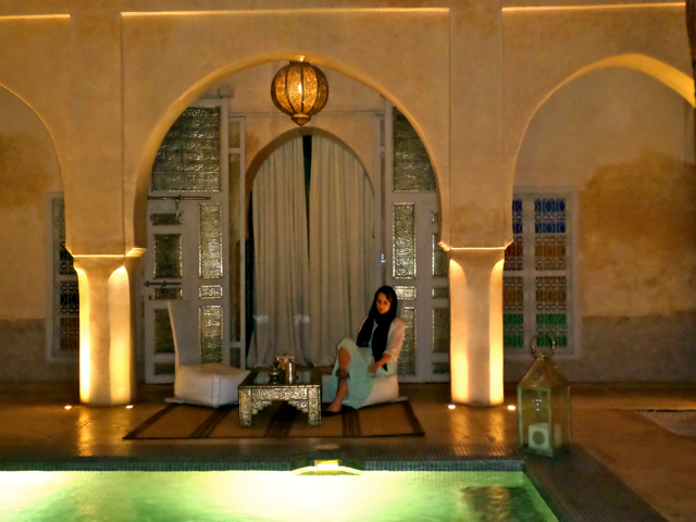 Where to Stay in Marrakech, Morocco: Riad AnaYela